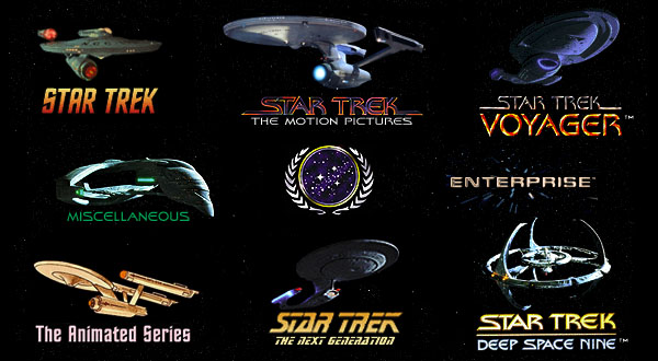 Star Trek LD Navigation Menu (61k)